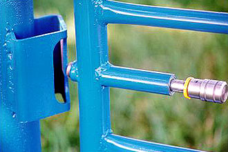 Spring Loaded Gate Latches Hop Lok Latches